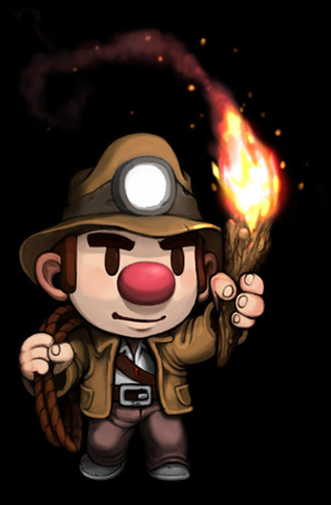 spelunky is coming home